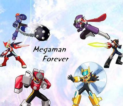 Megaman Forever